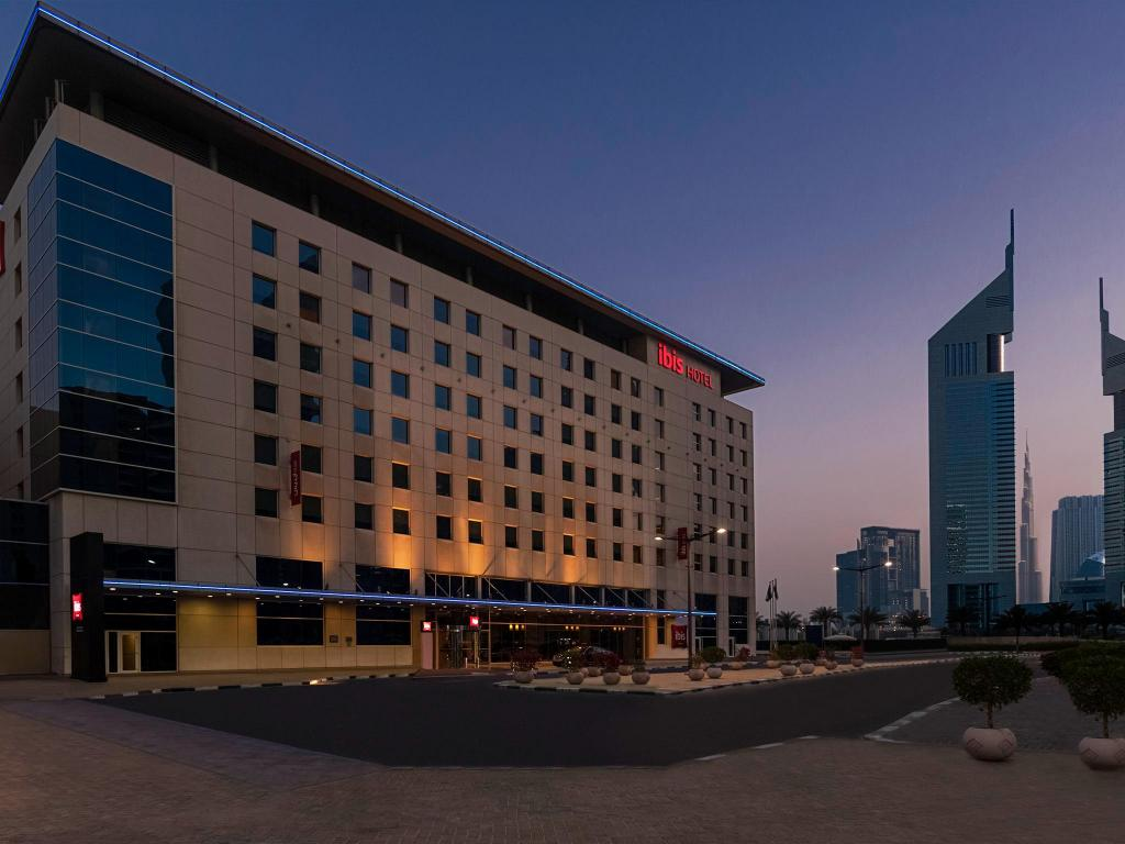 Ibis World Trade Centre Dubai Hotel