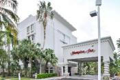 Hampton Inn-Plantation Hotel