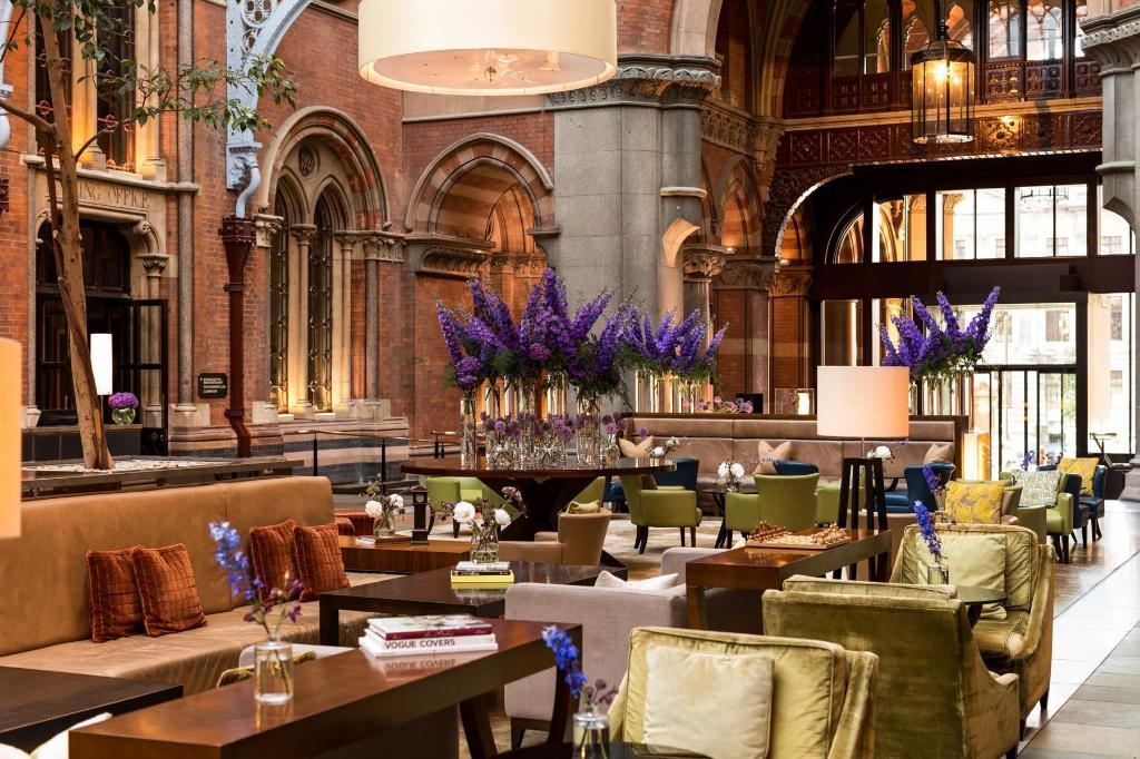 St Pancras Renaissance Hotel London Pet Friendly In United Kingdom Room Deals Photos Reviews