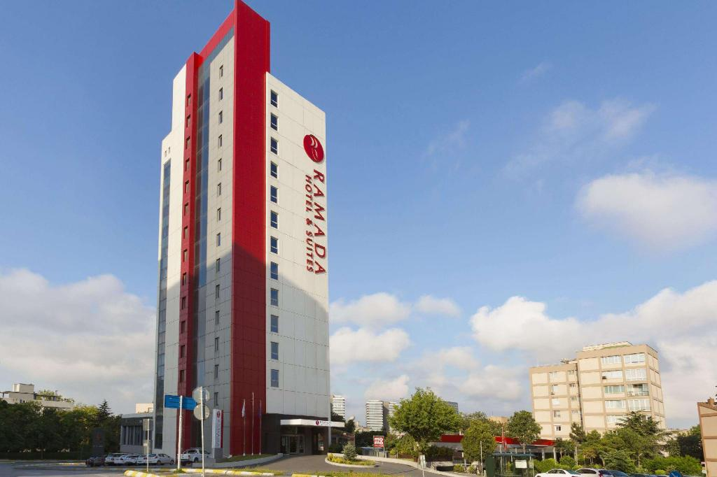 Exterior view Ramada Hotel & Suites by Wyndham Istanbul Atakoy