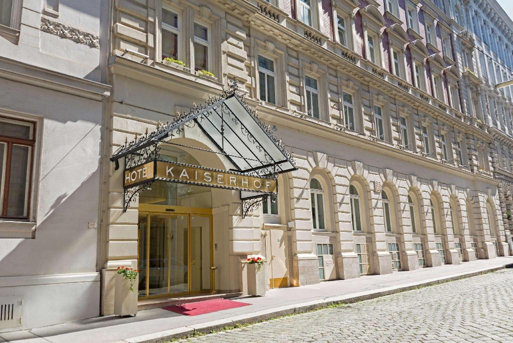 More about Hotel Kaiserhof Wien