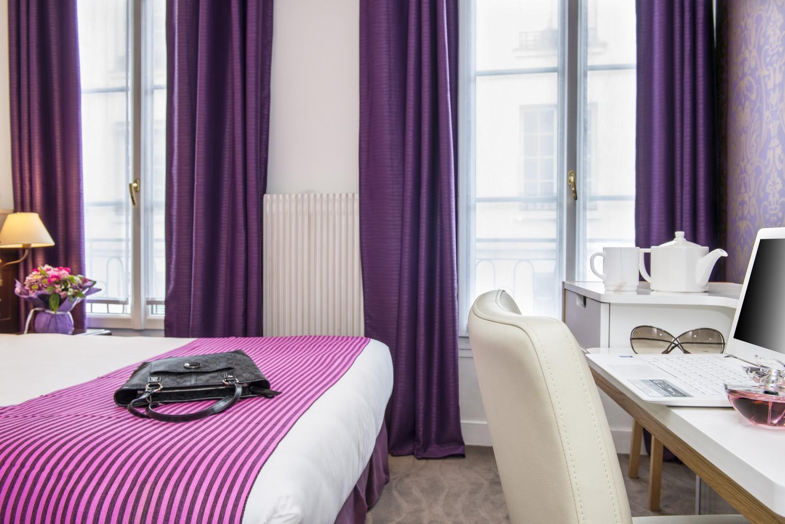 Hotel Villa La Parisienne Parigi villa la parisienne hotel - deals, photos & reviews