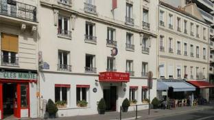 Inter-Hotel Lecourbe