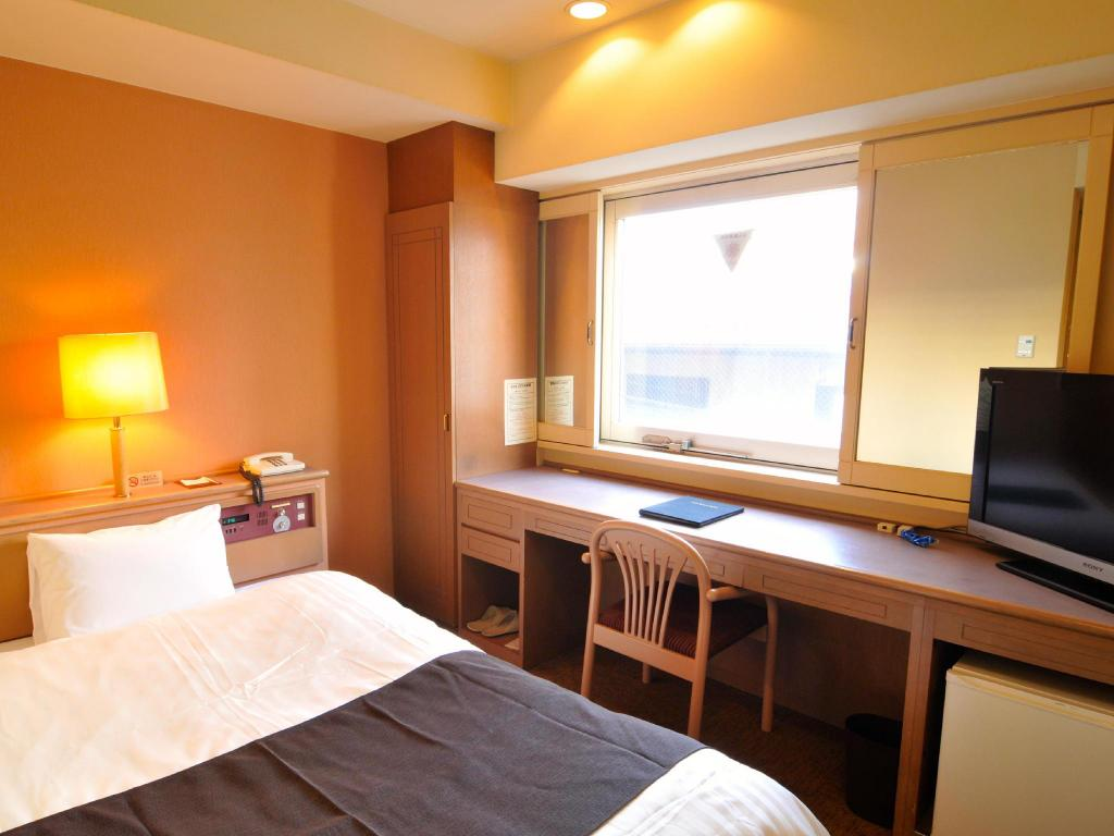 1 Single Bed, Non Smoking Room - Guestroom Hotel Listel Shinjuku