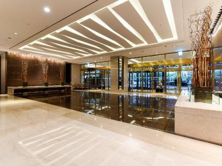 Lobi Lotte Hotel World