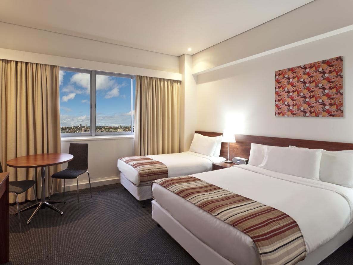 Harbour View Triple Room