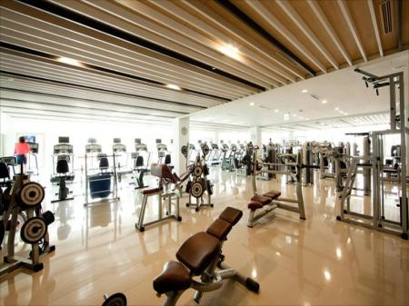 Fitness center Mayfield Hotel