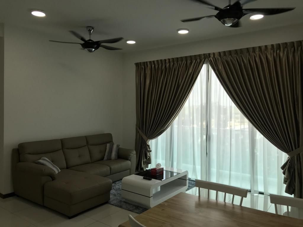 Interior view [New Opening] 3BR CBS Condo 10 Mins from JB CIQ