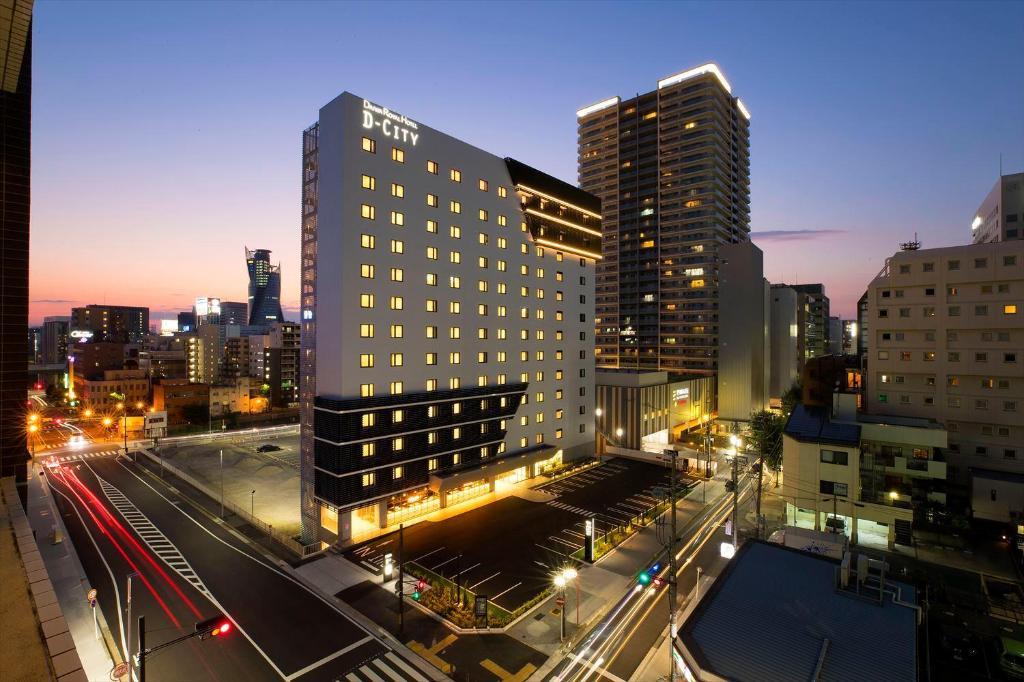 Daiwa Royal Hotel D-CITY Nagoya Nayabashi in Japan - Room Deals, Photos &  Reviews