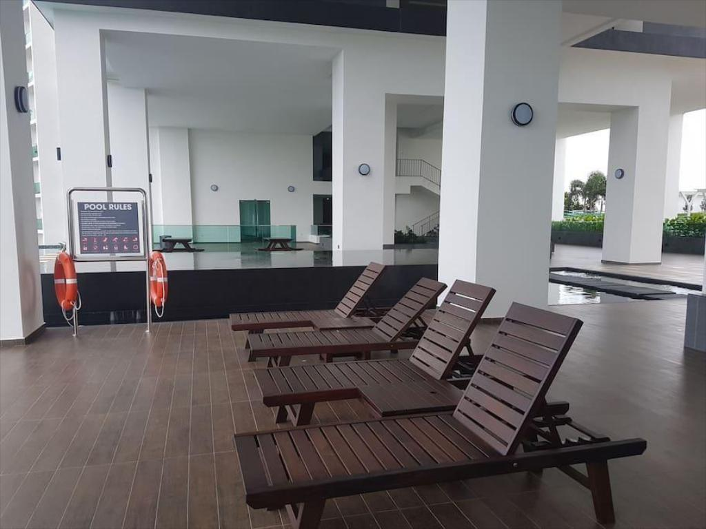 Apartment - View [New Opening] 3BR CBS Condo 10 Mins from JB CIQ