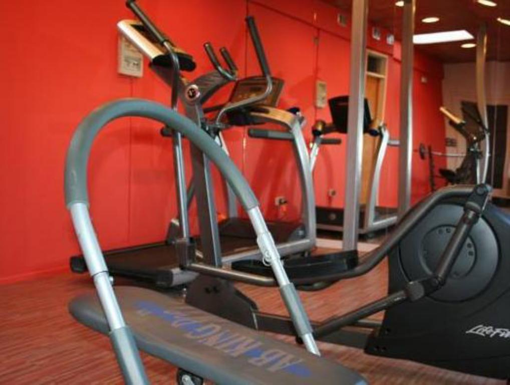 Fitness center Hotel Don Luis Puerto Montt