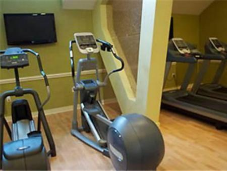 centru de fitness Roberts Riverwalk Urban Resort Hotel