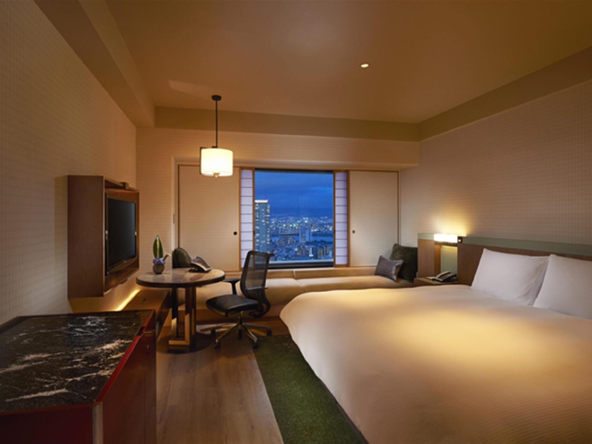行政特大房 (King Executive Room)