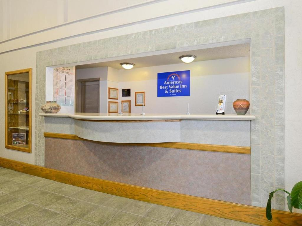 Empfangshalle Americas Best Value Inn & Suites  - Las Cruces, NM