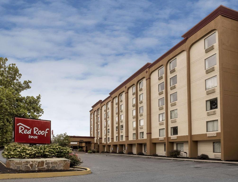 Red Roof Inn Hartford - New Britain