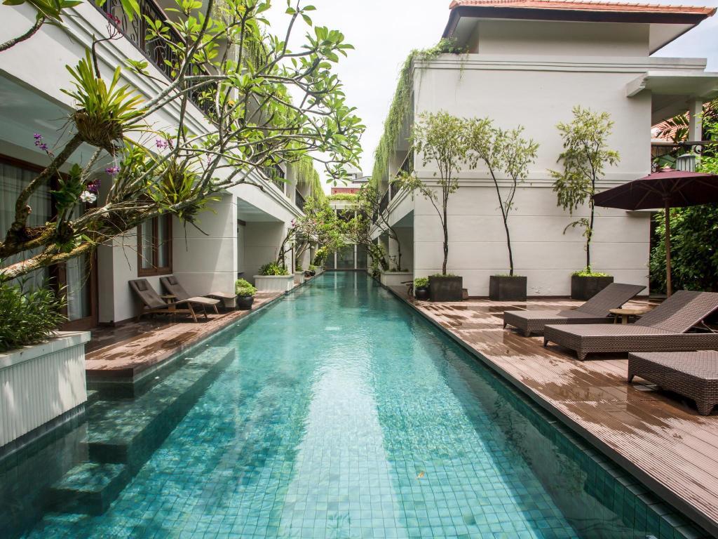 Seminyak Lagoon All Suites Hotel in Bali - Room Deals, Photos & Reviews