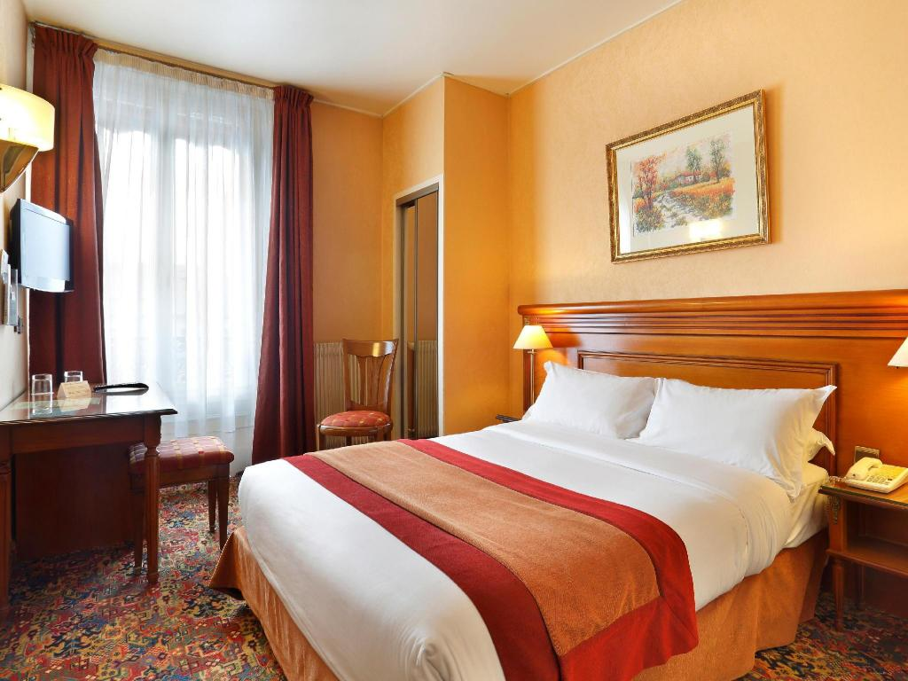 צפו בכל 35 התמונות Inter-Hotel Paris Paix Republique