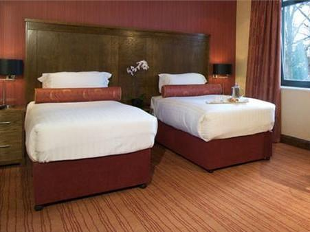 Triple Room (Double And Single Bed)
