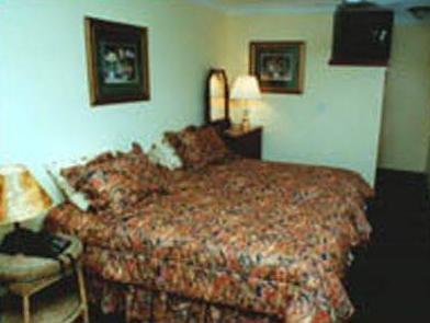 Kingsize of Queensize kamer (King or Queen Room)