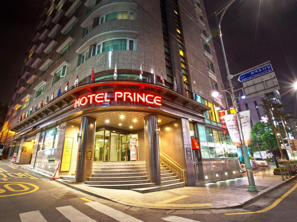 Prince Hotel Myeongdong Myeong Dong Seoul Room Deals