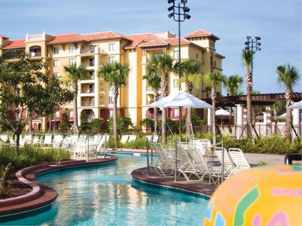 Swimming pool Orlando Bonnet Creek by ResortShare