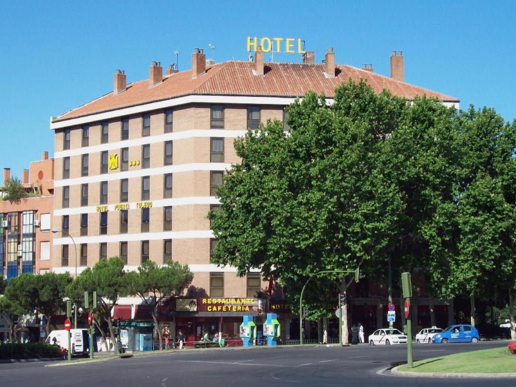 Hotel puerta de toledo madrid offres sp ciales pour cet for Shoko puerta de toledo
