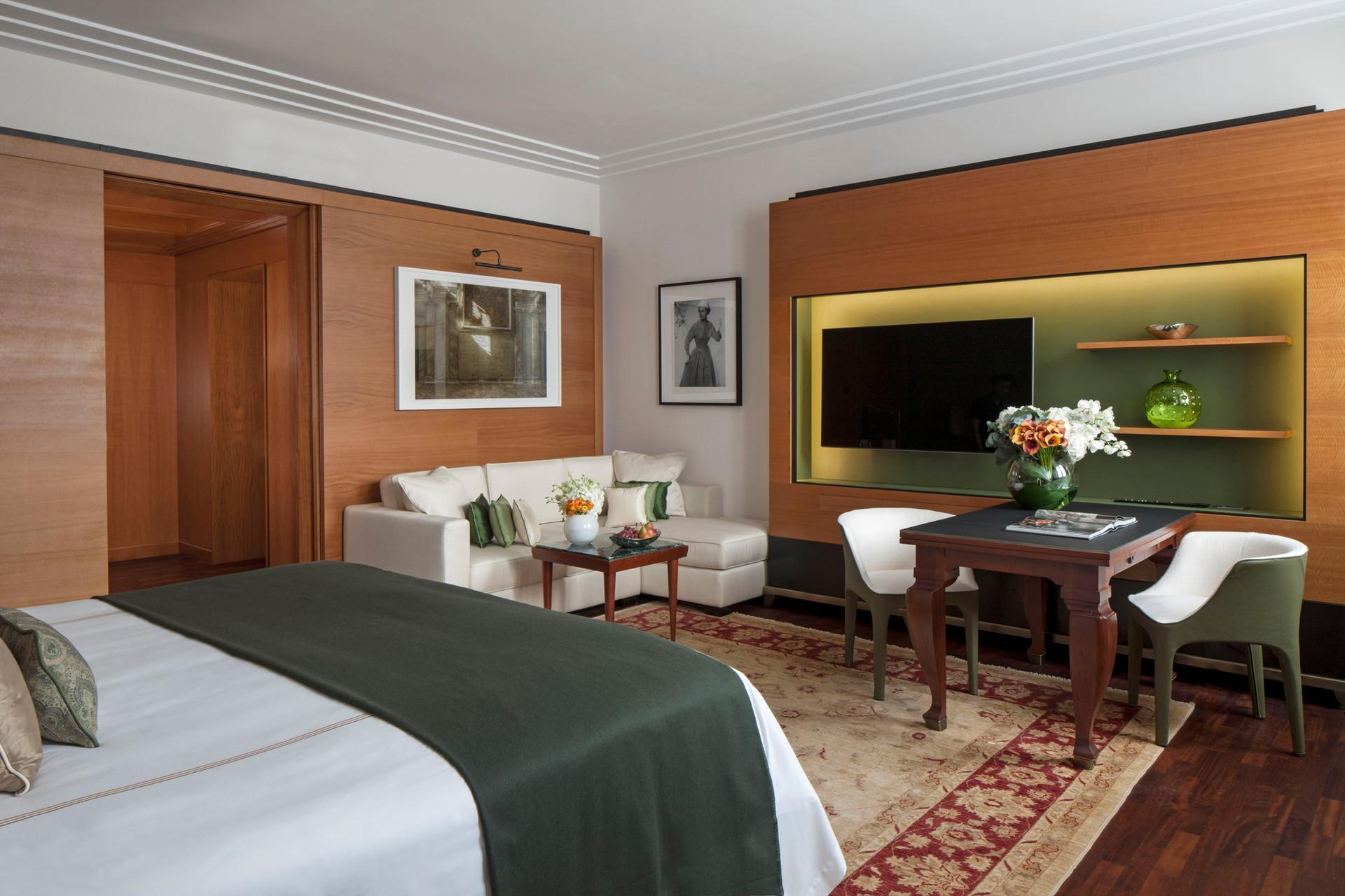 Junior Suite, 2 Twin Bed Garden View