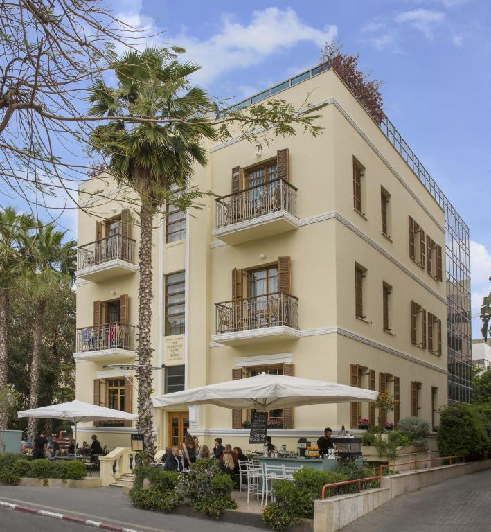 The Rothschild Hotel - Tel Aviv Finest