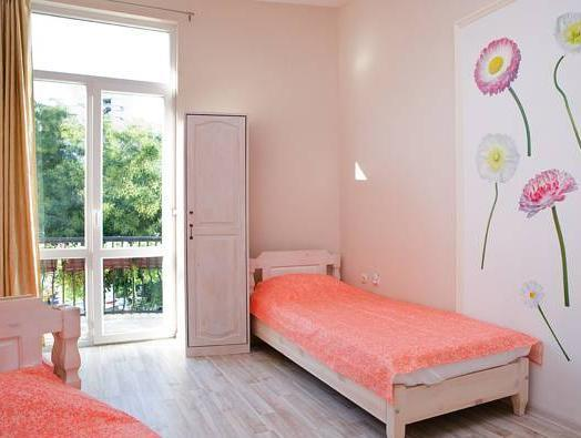Chambre Double ou Twin avec Salle de Bains commune (Double or Twin Room with Shared Bathroom)