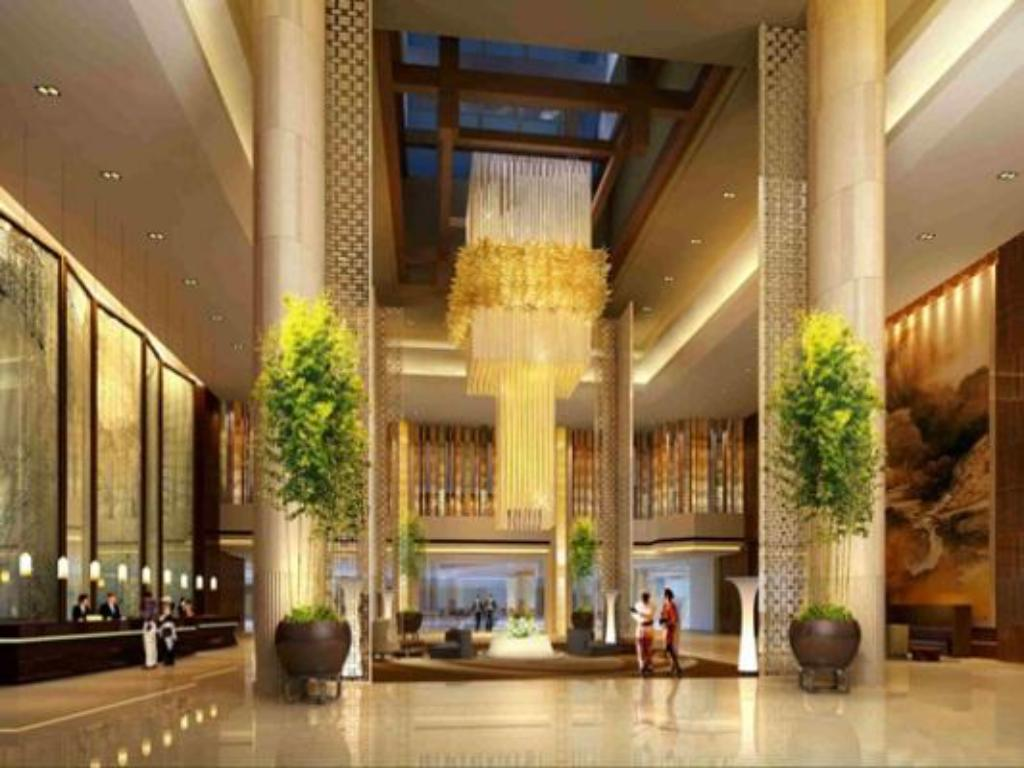 Lobi Shandong Shengyuan International Hotel