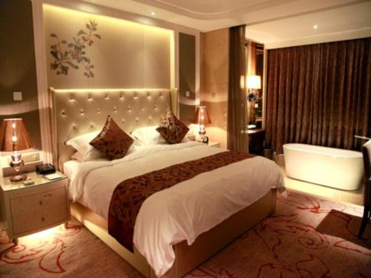 Deluxe King Pemandangan Tasik (Deluxe King Lake View)