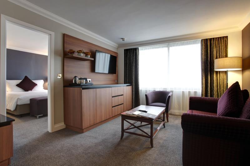 Executive Suite, Executive lounge access, Suite, 1 Queen