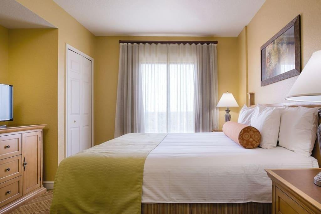 1 Bedroom Suite - Bathroom Orlando Bonnet Creek by ResortShare