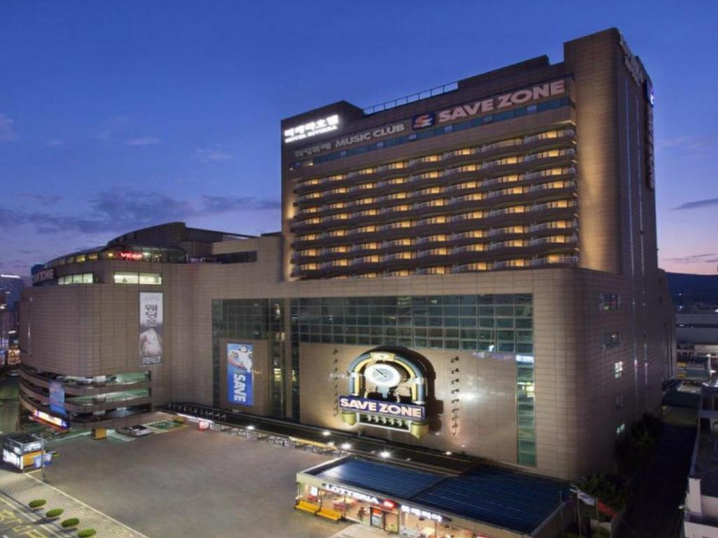 Libero Hotel Haeundae