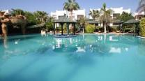 Delta Sharm Two-Bedroom Private Apartment with Pool View