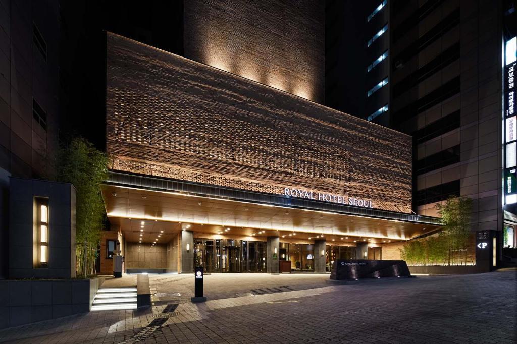 Royal Hotel Seoul Myeongdong