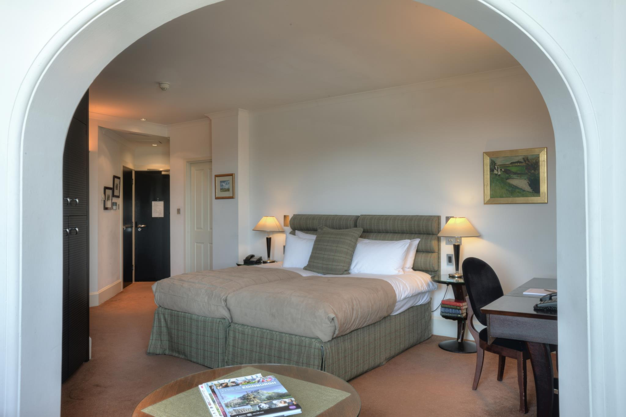 Executive Twin or Double Room
