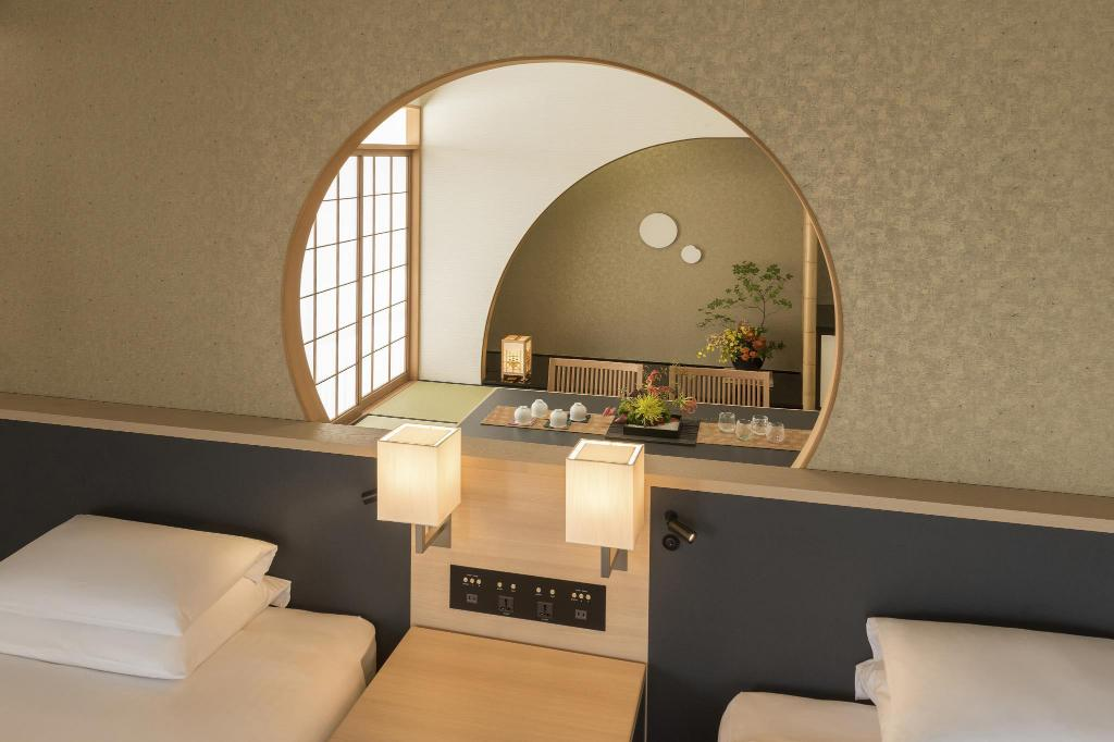 Japanese-Style Deluxe Hilton Room