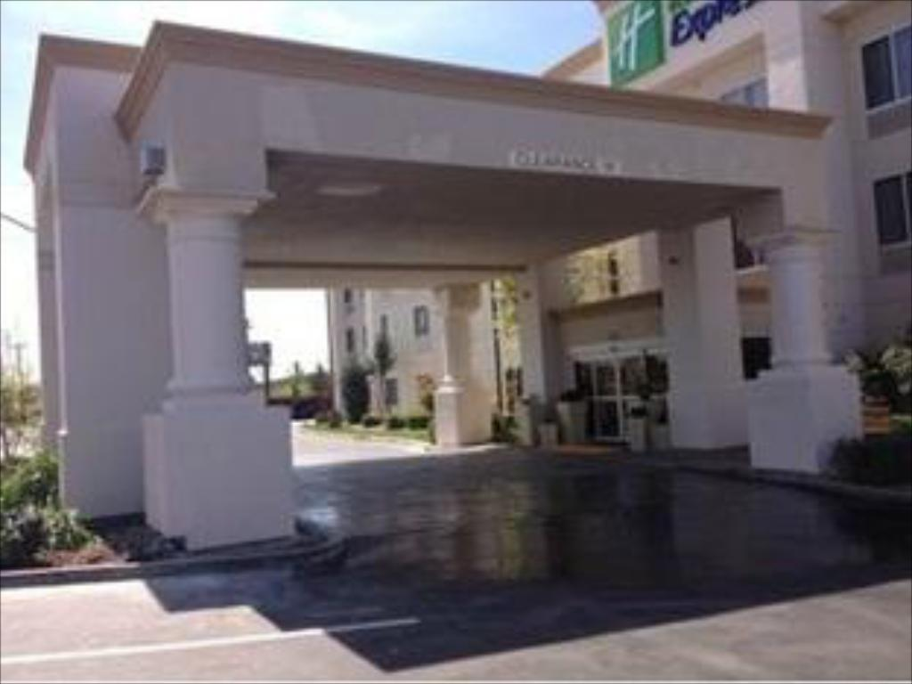 Vchod Holiday Inn Express Stockton Southeast