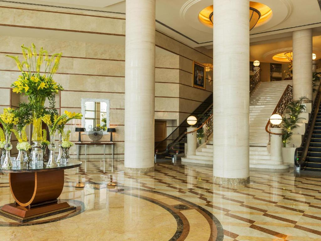 Lobby Sheraton Dubai Creek Hotel and Towers