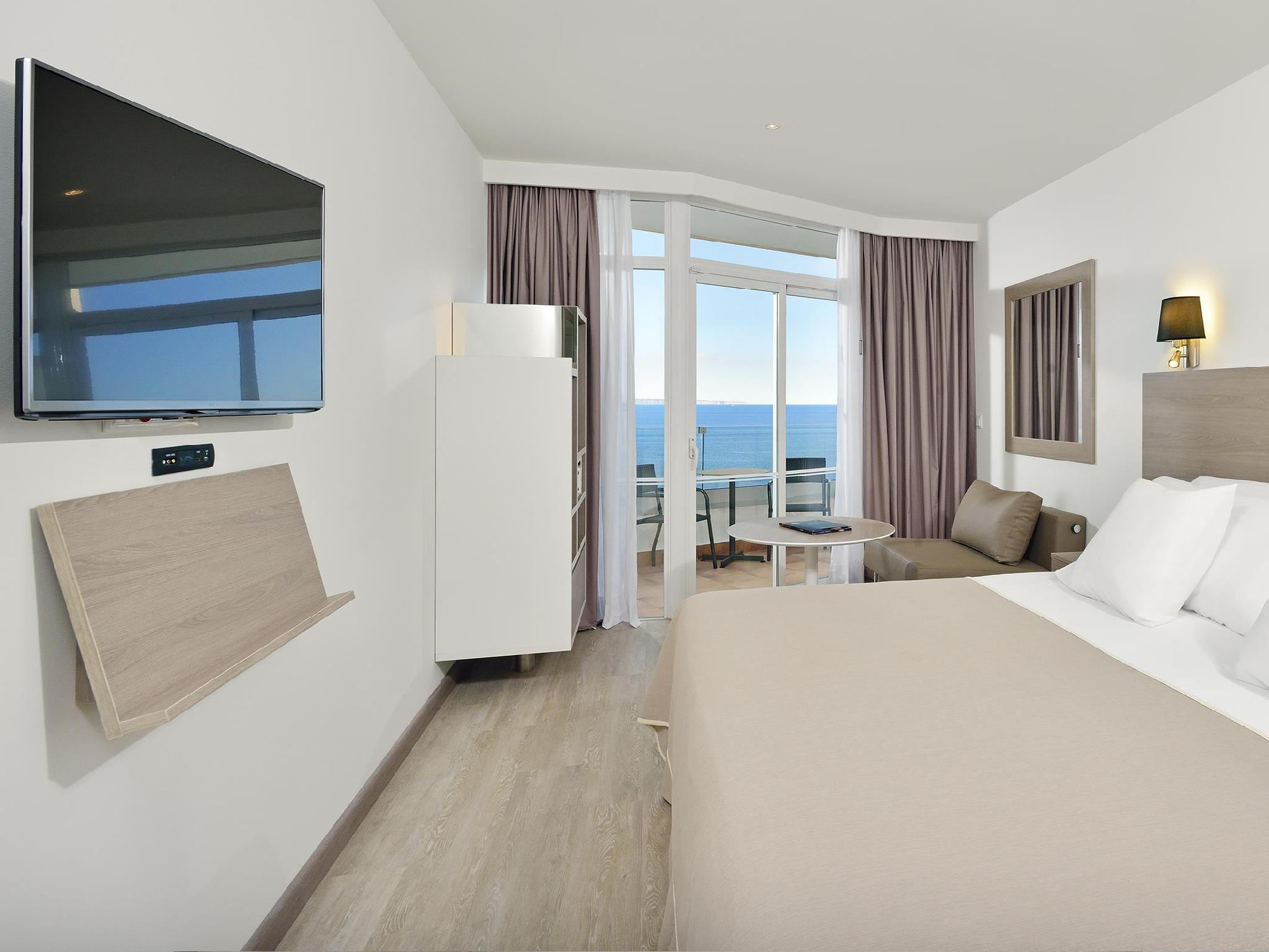 Melia rom med havutsikt (Melia Room Sea View)