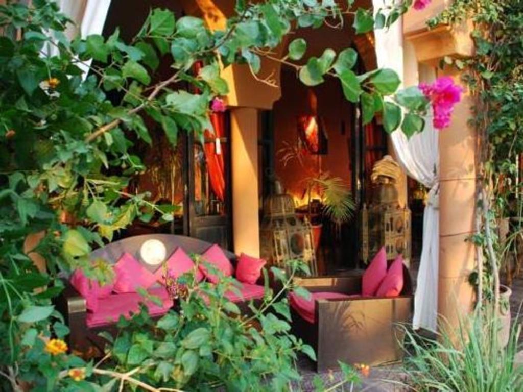 Riad Les Jardins D Issil Quartiers Sud Marrakech Maroc Tarifs