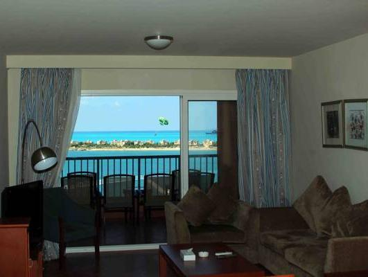 Two-Bedroom Rental Apartment with Pool View