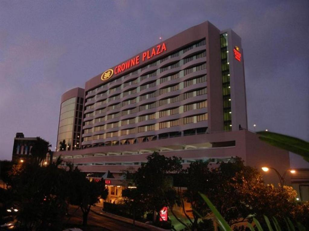 More about Crowne Plaza Panama