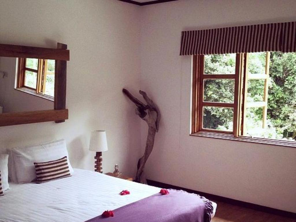 Double or Twin with Mountain View - Bed Copolia Lodge