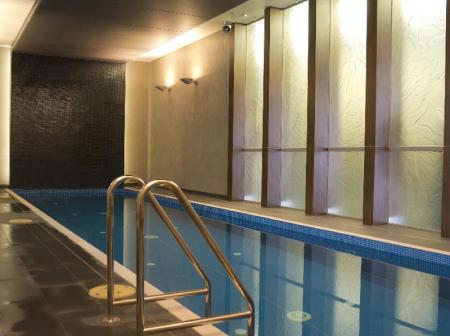 Swimming pool Melbourne Short Stay Apartments MP Deluxe