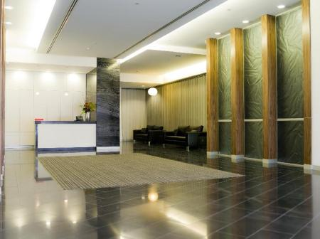 Lobby Melbourne Short Stay Apartments MP Deluxe