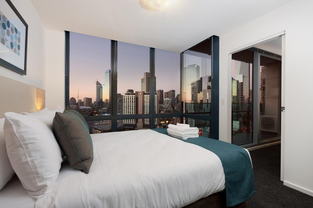 1-Bedroom Apartment Melbourne Short Stay Apartments MP Deluxe
