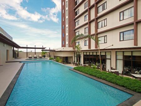 Swimming pool [outdoor] Seda Centrio - Cagayan De Oro