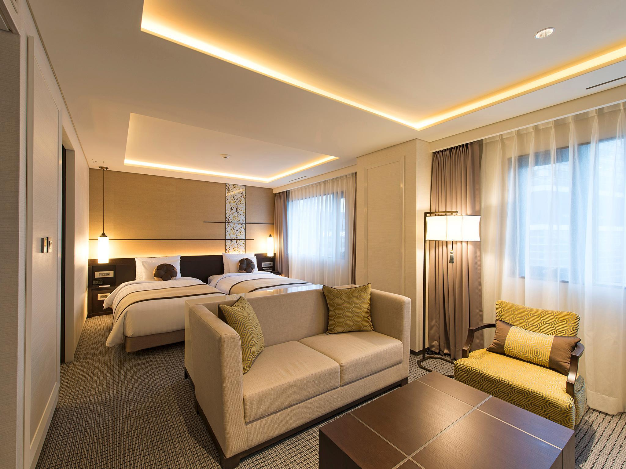 Suite Real con acceso al Lounge (Royal Suite with Lounge Access)